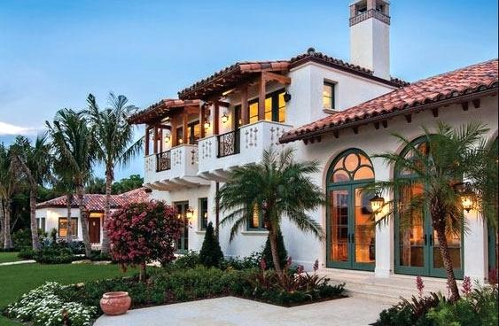 Spanish Style Homes 5 Important Architectural Elements Mediterranean Home Decor